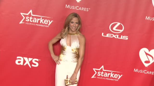 Sheryl Crow at 2015 MusiCares Person Of The Year Gala Honoring Bob Dylan at Los Angeles Convention Center on February 06 2015 in Los Angeles...