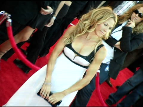 Sheryl Crow at the 2004 American Music Awards Red Carpet at the Shrine Auditorium in Los Angeles California on November 14 2004