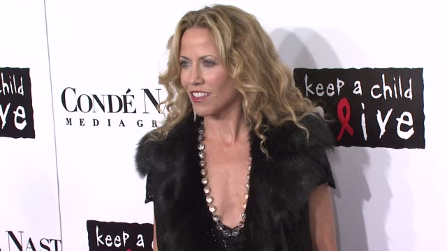 Sheryl Crow at the Conde Nast Media Group Presents the 4th Annual 'Black Ball' Concert for 'Keep A Child Alive' arrivals at the Hammerstein Ballroom...
