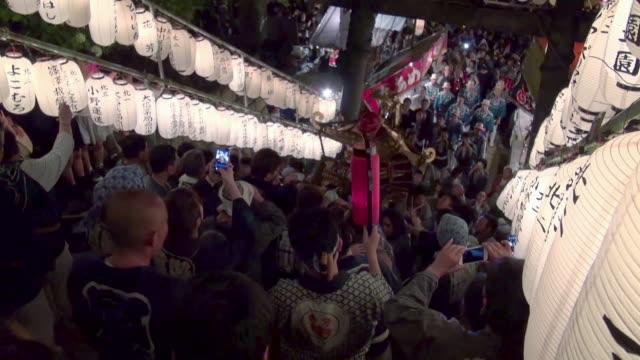 Shinagawa Shrine fest