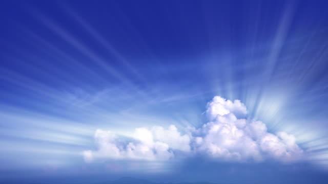 Shine cloudscape