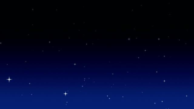 Shining Stars Blue
