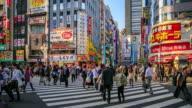Shinjuku Market Time Lapse
