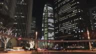 Shinjyuku night view