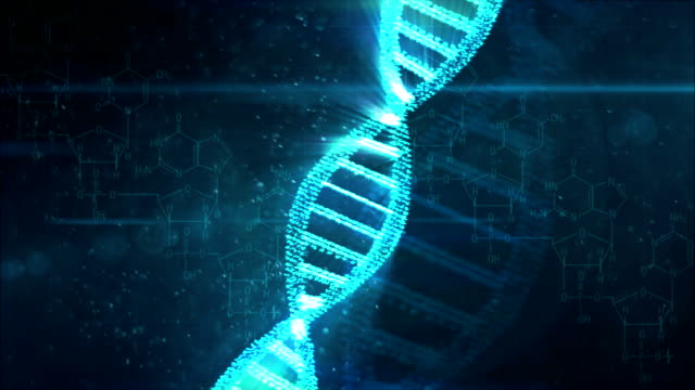 Stringa di dna lucido loopable full hd video stock getty for Sfondi chimica