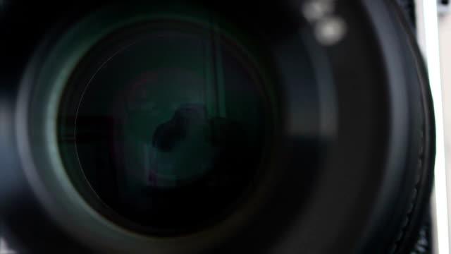 shoot aperture shutter