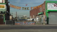 WS, Shoot the Freak on Coney Island boardwalk, New York City, New York, USA