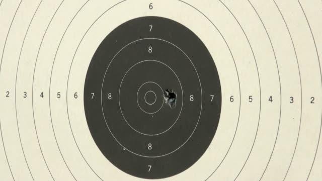 Pistola tiro a bersaglio di pistola di gamma.