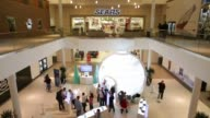 Shoppers checks out the Nexus 7 tablet at Google's new temporary Winter Wonderlab inside the Roseville Galleria in Roseville California US Google...