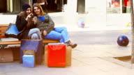 HD: Shopping In der Stadt