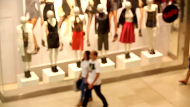 Shopping Mall Consumerism