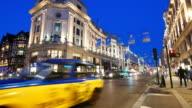 4K Shopping on Oxford street, London