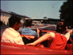 / Short promotional film for the 1964 Studebaker Daytona convertible / Two young couples on vacation explore Saugatuck Michigan in their Studebaker /...