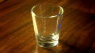 Shot glass slider