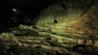 MS Shot of Akiyoshido Cave / Yamaguchi, Yamaguchi Prefecture, Japan