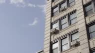 LA shot of brick NYC building