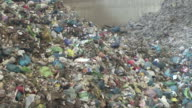 MS  ZO  Shot of garbage drying plant / Mertesdort, Rhineland-Palatinate, Germany