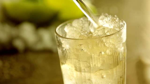 shot of hard liquor