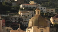 MS ZO Shot of Province Of Salerno / Amalfi, Campania, Italy