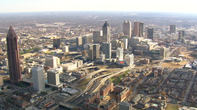 Union City (GA) United States  city pictures gallery : ... Atlanta City Georgia United States Stock Footage Video | Getty Images