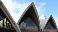 CU Shot of  Sydney Opera house / Sydney, Australia