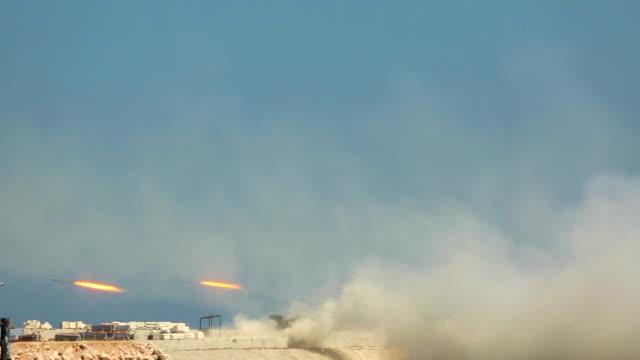 shots missile launchers