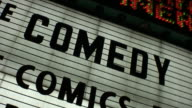 COMEDY'Show Marquee