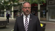 Shows exterior interview soundbite Polish Ambassador Arkady Rzegocki on hate crime rising after EU Referendum vote Poland's ambassador to the UK says...