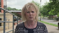 Shows exterior shots interview with Conservative MP Anna Soubry speaking on Theresa May's position as Prime Minister is untenable following...