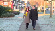 Shows exterior shots Liberal Democrats Candidate Sarah Olney arrives at polling station in Richmond in the UK The Liberal Democrats have caused a...