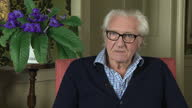 Shows interior shots interview with Former Deputy Prime Minister Lord Michael Heseltine speaking on Boris Johnson and Brexit Conservative grandee...