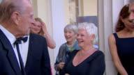 Shows Prince Philip Duke of Edinburgh arriving at a James Bondthemed 'Diamonds Are Forever' charity gala at Stoke Park Buckinghamshire on June 9th...