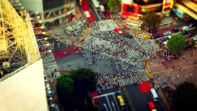 Shubuya Crossing