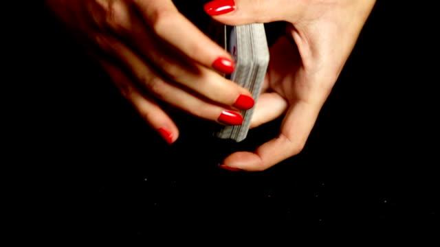 Shuffling Playing Cards