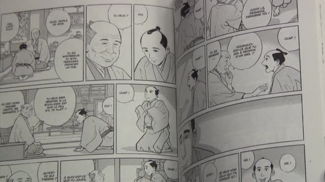 Shut away in his Tokyo studio as the postMarch 11 crisis unfolded Jiro Taniguchi one of the masters of Japanese manga cartoons nearly gave up on his...