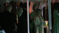 Sia Erik Anders Lang the departing 2015 Vanity Fair Oscar Party in Los Angeles in Celebrity Sightings in Los Angeles