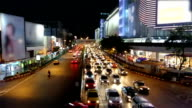 Siam Square in Bangkok City, Thailand