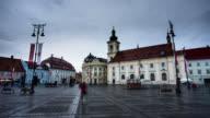 TIME LAPSE: Sibiu Romania