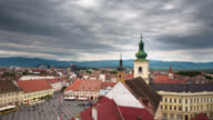 TIME LAPSE: Sibiu