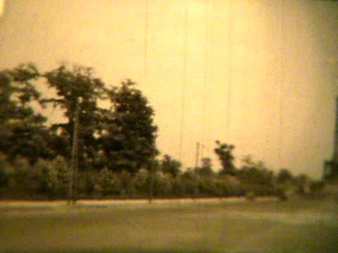 Siegessaule at Grosser Stern Square (Archival 1950)