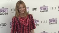 Sienna Guillory at the 2012 Film Independent Spirit Awards Arrivals on 2/25/12 in Santa Monica CA