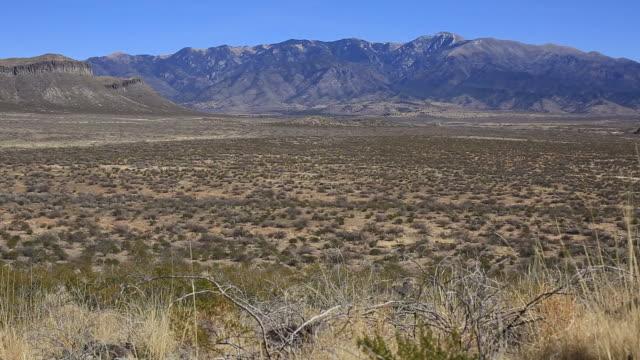 Sierra Blanca Mountain range