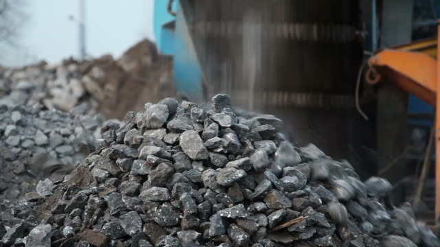 sifted crushed concrete