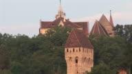 SighisoaraDracula's Castle in Sighisoara Transylvania Romania