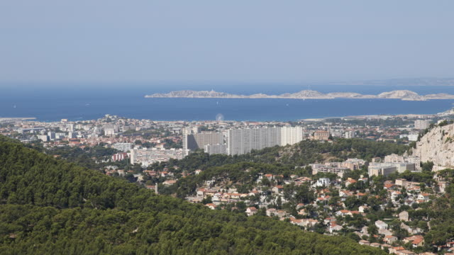 Sight seeing in Marseille, France.