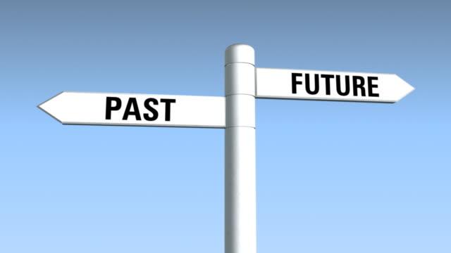 Sign 01 Past vs Future