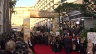 ATMOSPHERE signage at 70th Annual Golden Globe Awards Arrivals 1/13/2013 in Beverly Hills CA