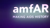 ATMOSPHERE Signage at amfAR to Honor Harvey Weinstein at Annual New York Gala at Cipriani Wall Street on February 10 2016 in New York City