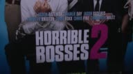 ATMOSPHERE signage at the 'Horrible Bosses 2' Los Angeles World Premiere at TCL Chinese Theatre on November 20 2014 in Hollywood California