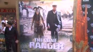 ATMOSPHERE Signage at 'The Lone Ranger' Los Angeles Premiere ATMOSPHERE Signage at 'The Lone Ranger' Los Ange at Disney California Adventure Park on...